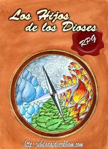 portada RPG Los Hijos