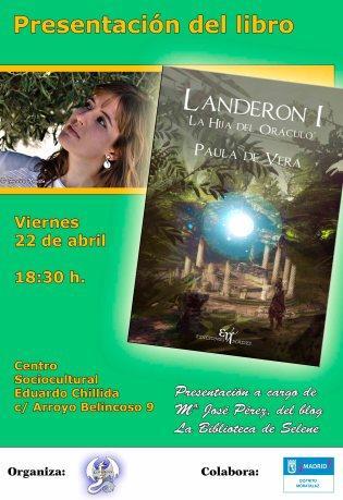 Cartel Presentación Libro Paula (1)