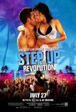 Letsdance Dos Sagas De Baile A Examen Step Up Street Dance El