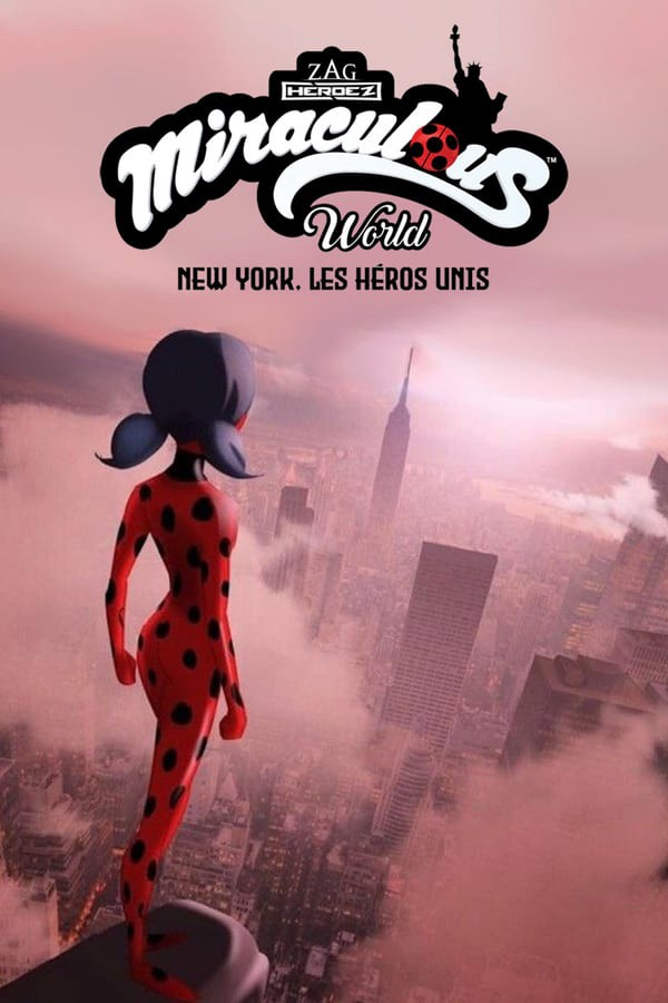 Image result for miraculous heroez poster